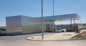 fachadas ligeras de panel composite