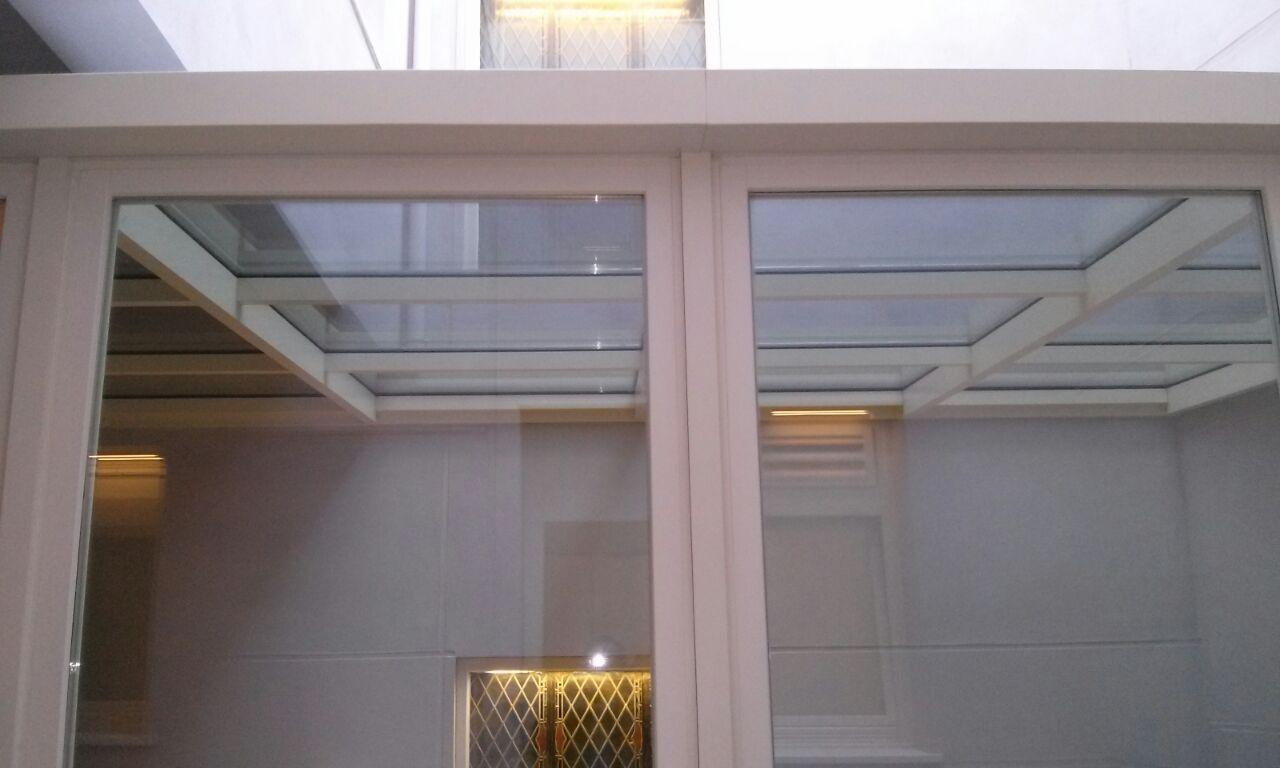 Cubiertas de cristal en la camara de comercio de madrid - Cubiertas de cristal ...