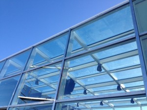 caja de vidrio torre picasso