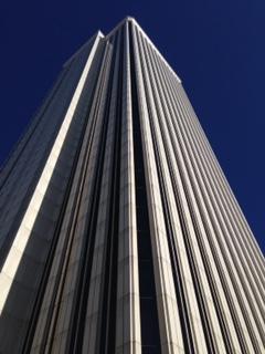 techo transparente torre picasso