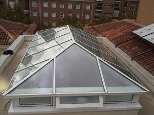 pyramidal skylight