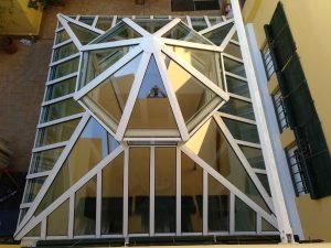 lucernario arquitectura