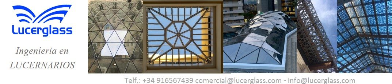 Lucerglass – Ingeniería en lucernarios